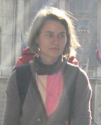 Ing. arch. Jana Chrenčíková