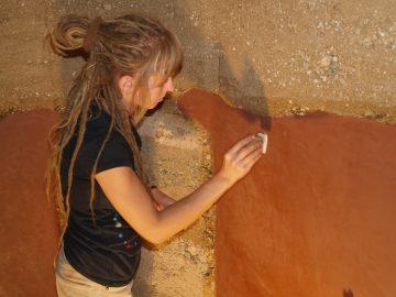 Preplnený! Kurz tadelaktu (marockého štuku) @ Ekocentrum ArTUR | Hrubý Šúr | Bratislavský kraj | Slovensko
