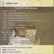Pozvánka pod Tatry na workshop – hlinené omietky 77957a42a3f