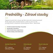 Prednášky o zdravých stavbách na východnom Slovensku b81989faa18