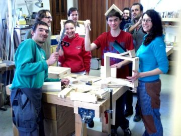 Stolársky workshop/kurz (január alebo február?) @ Ekodrevo